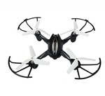 Toyshine 2.4 Ghz Remote Control Drone, 6 CH 6-Axis Quadcopter, One Key Return, Headless Mode, R/C Drone, Black