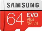 Samsung Evo plus 64 gb memory card for 1199 only