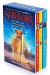 SURVIVORS BOX SET: VOLUMES 1 TO 3  (English, Boxed Set, Hunter, Erin) @Flipkart