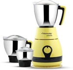 Butterfly Pebble 600-Watt Mixer Grinder with 3 Jars