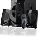 Philips MMS2030F/94 30 W Home Audio Speaker  (Black, 2.1 Channel)