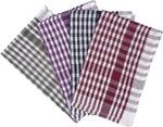 Nostaljia Nostaljia Kitchen Towels Set Of 4 Multicolor Napkins  (4 Sheets)