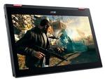 Acer Nitro Spin NP515-51 15.6-inch Laptop (Core i7 8550U Processor/8GB RAM/256 GB SSD/1TB HDD/Windows 10/NVIDIA GeForce GTX 1050 4 GB GDDR5 VRAM), Black