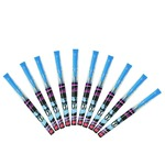 Cello Tristar Limited Edition Mickey Pen Set - Pack of 10 (Blue)