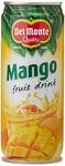 Delmonte Mango Fruit Drink, Tin, 240ml
