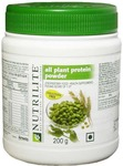 Amway Nutrilite all plant protein powder Plant-Based Protein (200 g, Unflavoured)