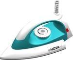 LOWEST   Nova Plus 1100 w Amaze NI 20 Dry Iron  (white & Turquoise)
