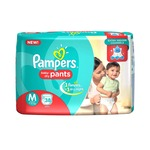 Pampers Medium Size Diapers Pants (38 Count)