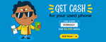 Cashify : Get extra Rs 200 cash for selling your phone