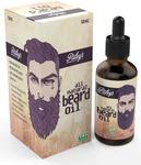 ( 50% off ) Rileys Beard Growth Oil For Men - 50 Ml