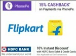 Starts Midnight:- Up to 80% off + 10% - 15% Via HDFC/Phonepe