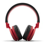 Energy Sistem DJ2 Headphones with Mic (Red)
