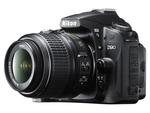 NIKON D90 SLR Camera with18-55mm lens @ 47290/46790