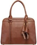 Levise London Hand-held Bag (Brown)