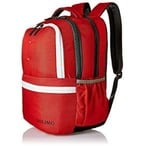 Amazon Brand - Solimo 25 Ltrs Red Casual Backpack   ( 4 OPTIONS)