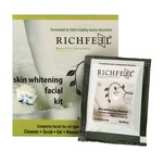 Richfeel Skin Whitening Facial Kit 5 X 6g