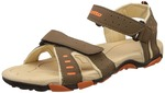 Lotto  Men's Beige/Orange Sandals and Floaters