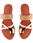 Foot Wagon Ladies Sandal Flat 80% Off From Rs. 199