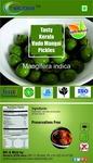 Neotea Tasty Kerala Vadu Mangai Pickles/Pickled, 300g