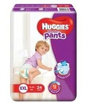 Flat 40% OFF* on Entire Huggies Range.