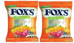 Nestle Fox's Crystal Clear Fruits, 90g each (Pack of 2)