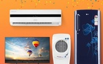 Get 10% Instant Discount on HDFC Bank Debit and Credit Cards, on laptops,refrigerators,washing machines,air conditioners - from 25 June to 27 June
