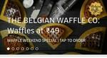 (Ahmedabad Users) Belgian Waffle flat @rs49