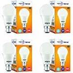 Philips Stellar Bright 20-Watt LED Bulb (Pack of 3, Cool Day Light)