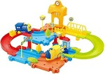 Saffire Block Train Set, Multi Color, 30 Pieces