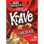 Kellogg's Krave Chocolate 323g
