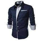 N T Fashion Men's Casual Shirt