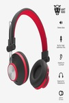 Ant Audio Treble H82 On-Ear Bluetooth Headphone (Black and Red)@Rs 999 (MRP 3499)