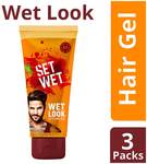 Set Wet Hair Gel (Pack of 3) at Rs. 100