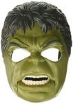 back again || Avengers Marvel Thor Ragnarok Hulk Out Mask (11.71cm)