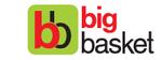 Big Basket :- 15% cashback upto 300₹ on a minimum purchase of 1500₹ using Payzapp wallet