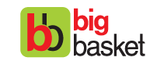 Big basket : - Get 15% discount upto Rs.300 with min transaction of Rs.1500 using hdfc cards