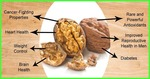 flat 67% off on  Ancy Natural Kashmiri Walnuts 500 Grams ( Pack Of 2X250Grams