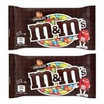 m&m chocoalte pack of 2 (45gm each) worth RS 398@224