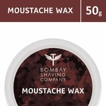Bombay Shaving Company Moustache Wax - 50 g (Wood Scented)
