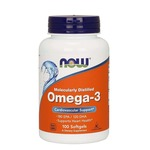 Now Foods Omega 3, 100 softgel