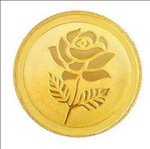 10% instant discount on gold coins with SBI cards