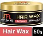 Man Arden Hair Wax The Legend (Arabian Oudh) With Pro Vitamin B5-50gm