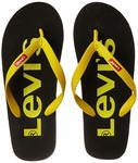 Levi's Men's Flip Flops Thong Sandals at Flat 70% OFF