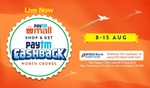 addition 10% cashback on using icici bank credit card Paytm/paytmmall