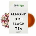 Tearaja Almond Rose Black Tea, 100g