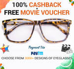 (Using App) Power sunglasses + movie voucher for 174/-