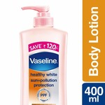 Vaseline Sun + Pollution Protection Body Lotion 400 ml