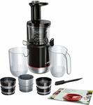 Bosch Lifestyle MESM731M 150-Watt Slow Juicer (Black)