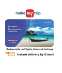 Snapdeal :- Get 15% off on Makemytrip Gift Card
