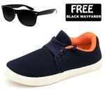 [New Code] Shoes + Free Wayfarer Combo , Just Rs 200/- Free Shipping